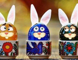wielkanoc - zajace