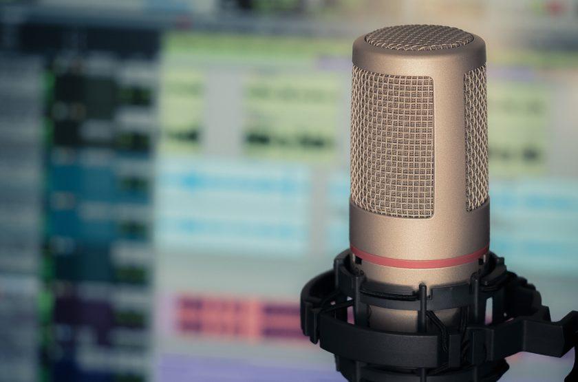mikrofon/wywiad