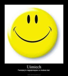 Uśmiechnij się!!!