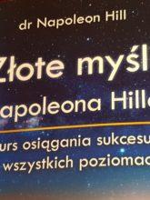 Złote myśli Napoleona Hilla