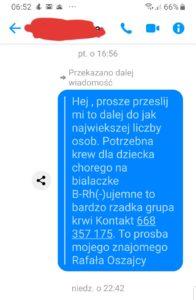 sms - oszustwa
